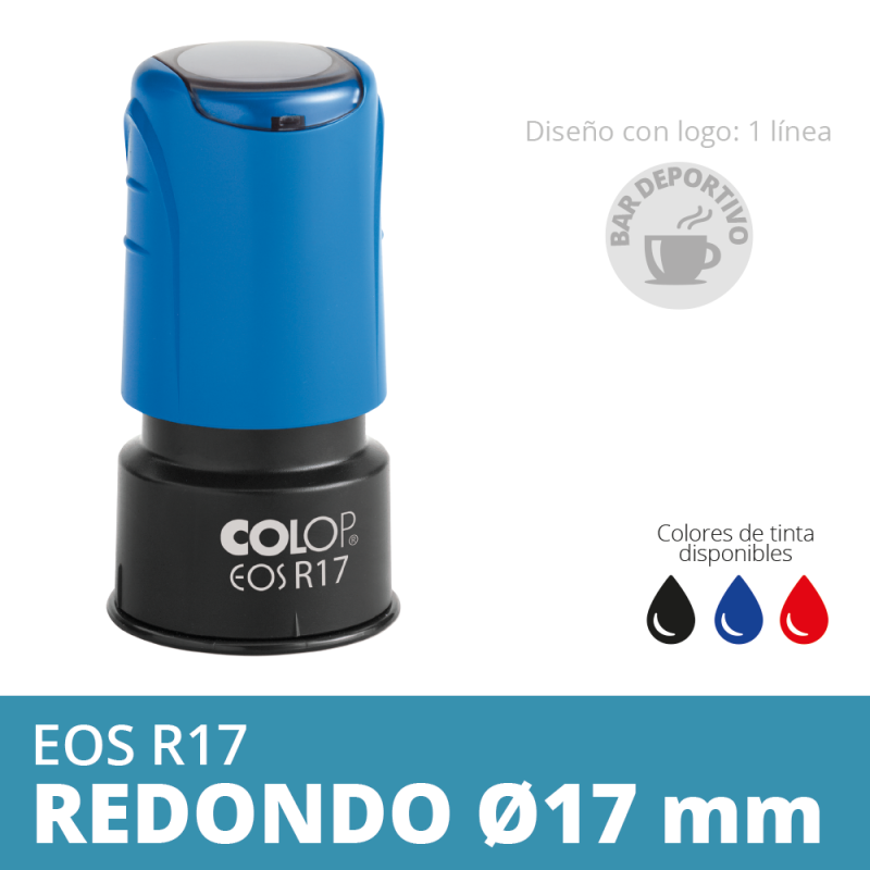 Sello EOSR17 - Ø17mm ECONÓMICO