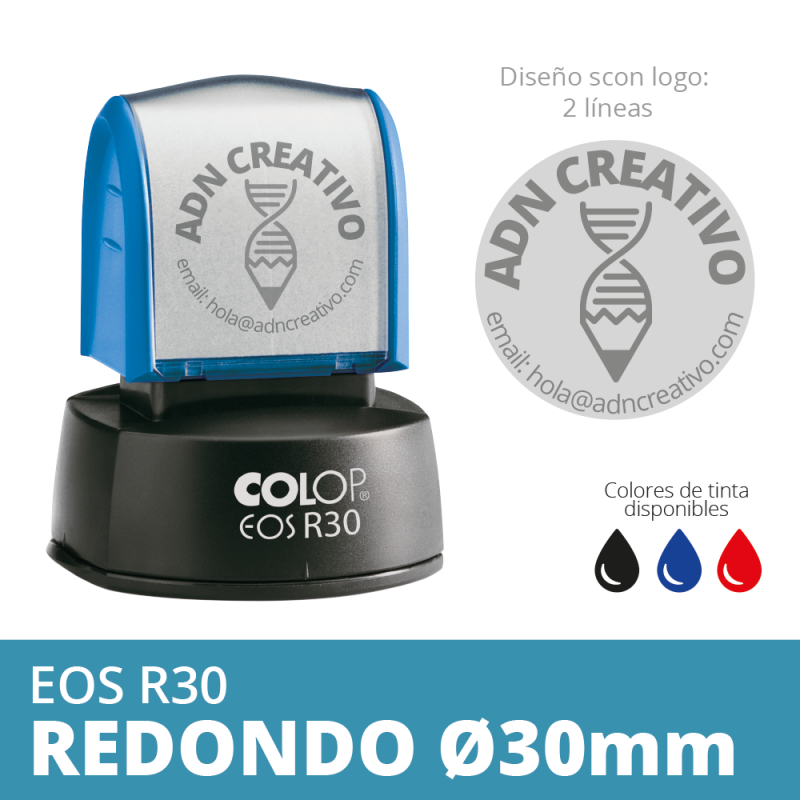 Sello EOSR30 - Ø30mm ECONÓMICO