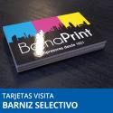 Tarjetas con Barniz Selectivo (Reserva UVI)