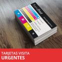 Tarjetas Visita Urgentes