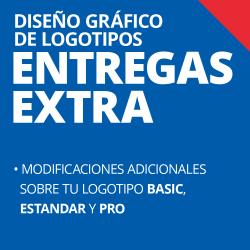Entregas Extra de Logotipo