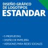 Diseño de Logotipo ESTANDAR