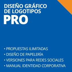 Diseño de Logotipo PRO